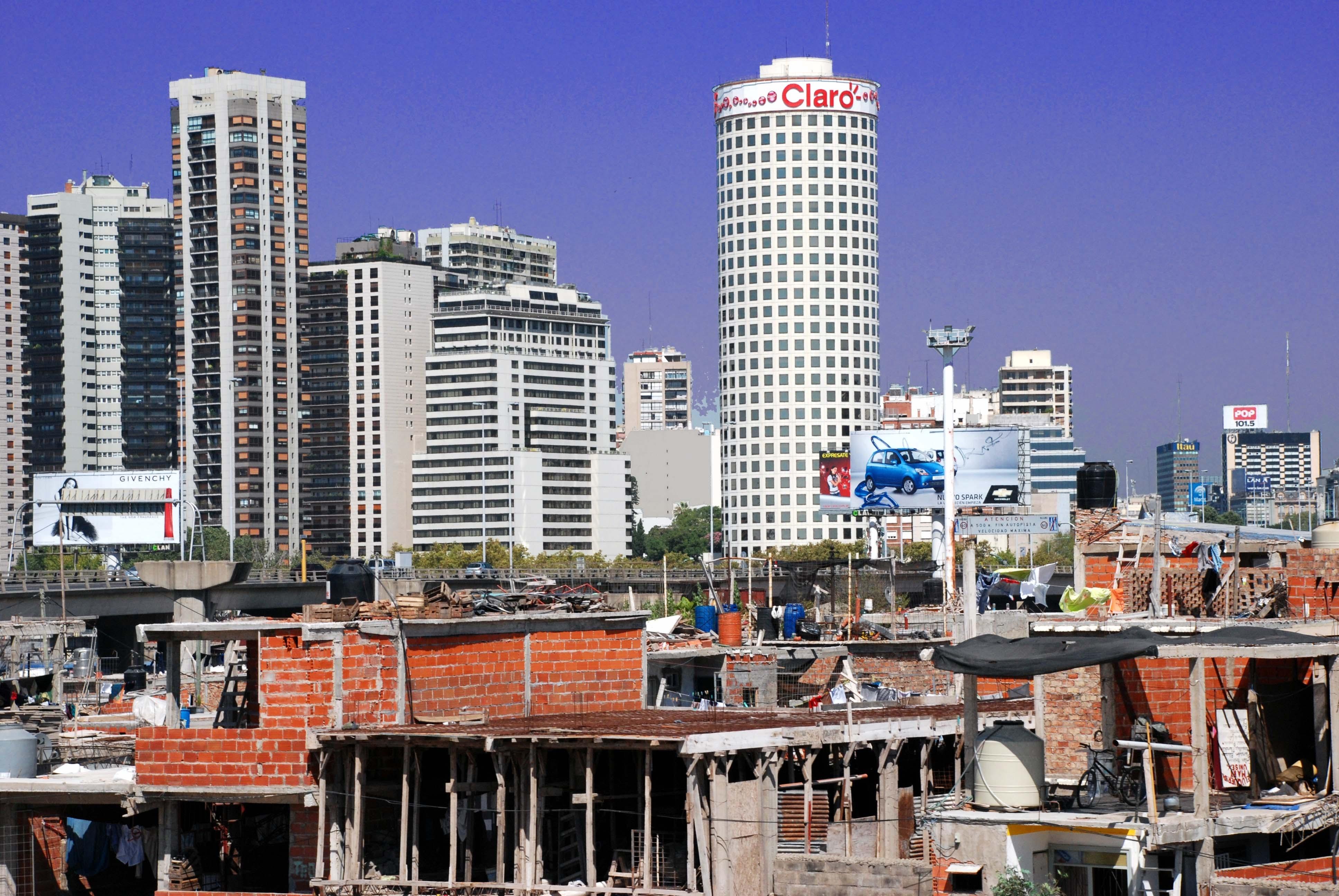 Mundo villa for Villas miserias en argentina